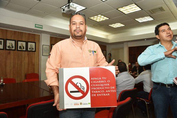 Paseo Morelos y Distrito Colón deben estar libres de humo