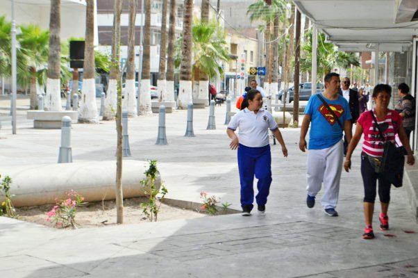 Piden que el Paseo Morelos sea un lugar libre de humo.