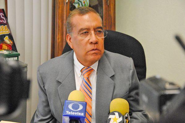 Raúl Onofre Contreras, presidente municipal de Matamoros.