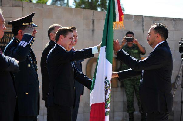 Encabeza Aispuro Torres celebración del Aniversario de la Revolución Mexicana