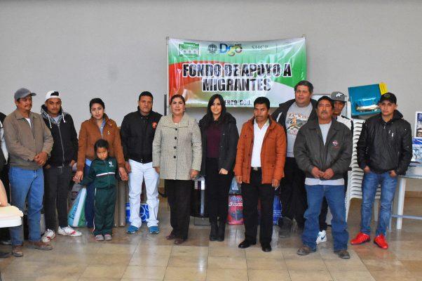 Realizarán en Lerdo feria de servicios a migrantes y sus familias