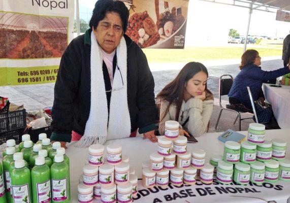 Productores laguneros estarán en la Expo Nacional Agroalimentaria