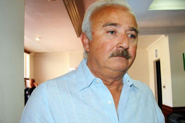 Luis Wiley Manjárrez, director de Tránsito y Vialidad.