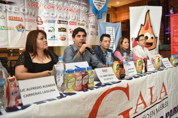 Anuncian quinta carrera 5 y 10K Ciudad Industrial Torreón