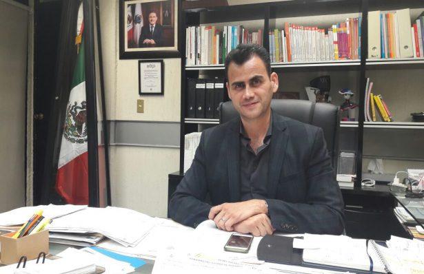 Cuitláhuac Valdés Gutiérrez, subsecretario de Educación en la región lagunera de Durango.