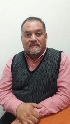 Gustavo Acosta Vázquez, director de Ecología y Medio Ambiente en Gómez Palacio.