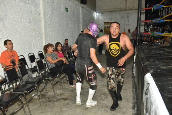 Este jueves volverá la actividad al pancracio de la Arena Infernal. Después de dos semanas de ayuno regresa la actividad para gusto de los amantes de la lucha libre.
