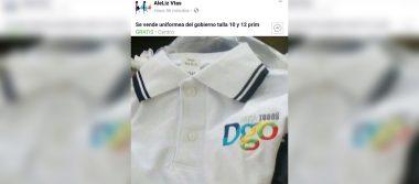 """SEED alerta por la venta de uniformes escolares gratuitos """"clonados"""""""