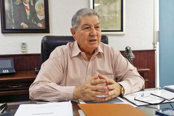 José Armando García Triana, delegado regional de la Sagarpa.