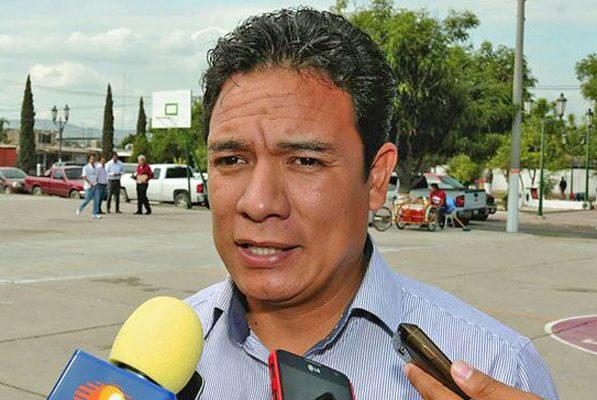 José Padilla, responsable del Instituto Municipal del Deporte en Lerdo.