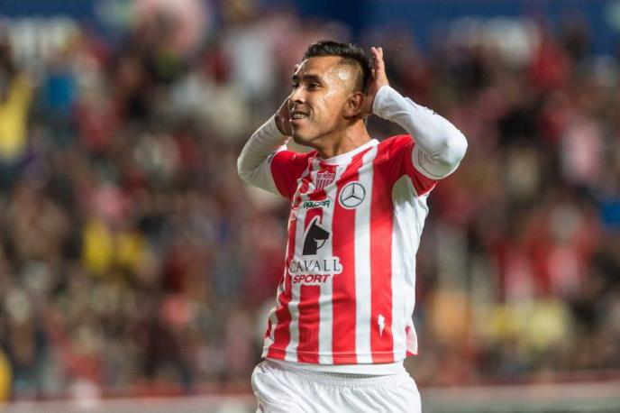 Jesús Isijara, nuevo jugador de Santos