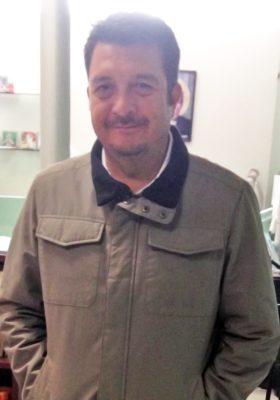 Fausto García, coordinador general deportivo de La Salle Gómez Palacio.