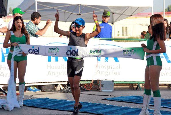 José Contreras Ortiz, ganador absoluto de 10K Santos-Holox