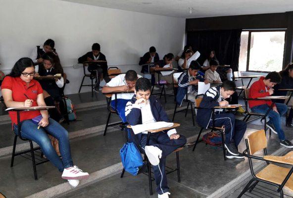 Participan 15 EST's en la Olimpiada de Matemáticas en La Laguna de Durango