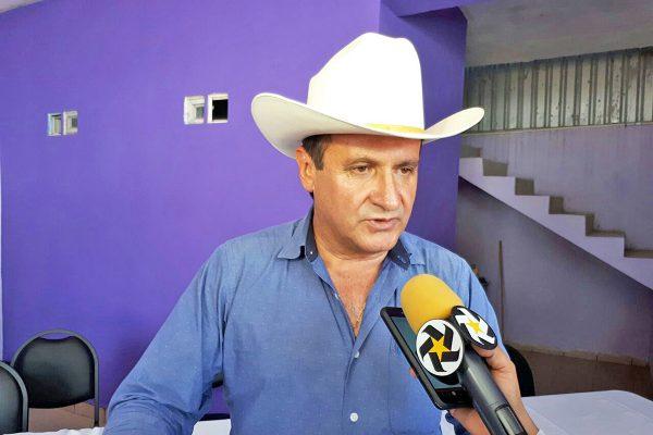René Almeida Grajeda, titular de la Secretaría de Agricultura, Ganadería y Desarrollo Rural en el estado de Durango.