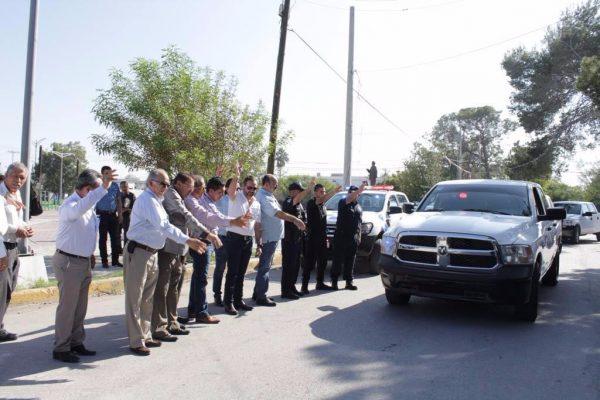 Arranca operativo de orientación a paisanos en Monclova