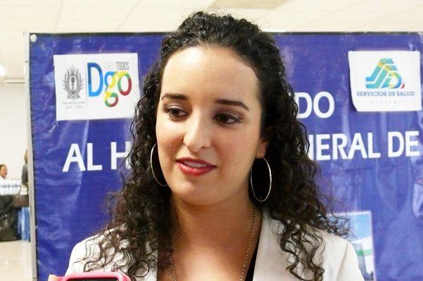 Alicia Herrera Benavides, líder de fármaco vigilancia de la Secretaría de Salud.