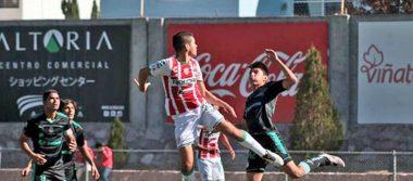 Necaxa y Santos no se hacen daño en la ida de los cuartos de final