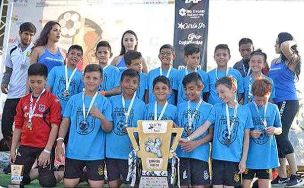 CEFOJUR se proclama Campeón Invicto de la Copa Mazatlán