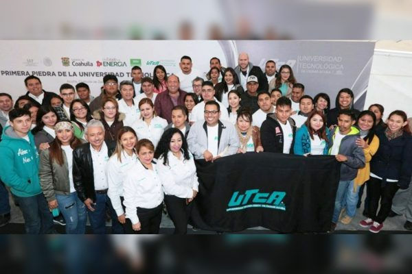 Inician construcción de Universidad Tecnológica en Acuña