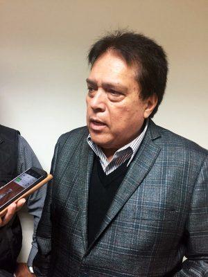 Mientras concluye la administración actual se analizan los perfiles de funcionarios de la Fiscalía, dijo Gerardo Márquez, fiscal general.