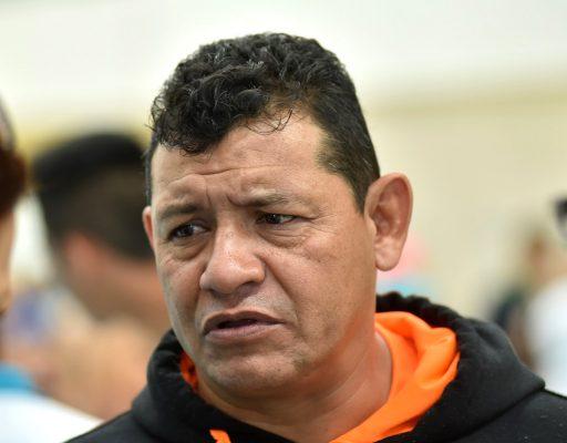 Lic. Juan Ramírez Rangel, presidente del Comité de Escuelas de Natación.