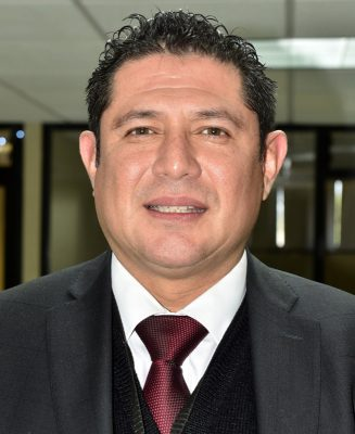 MTI Israel Castro Muñoz, director del Instituto Tecnológico Superior de Lerdo.