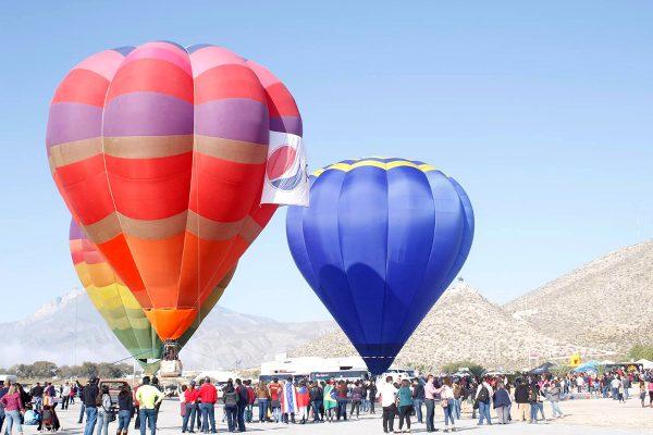 Tendrá Monclova exhibición de globos aerostáticos