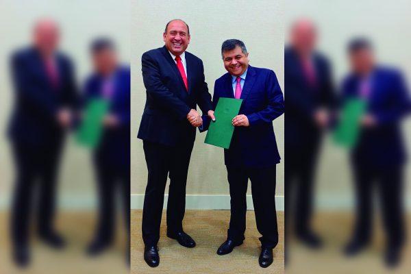 Olmos Castro, nuevo subsecretario de Coordinación y Enlace Gubernamental