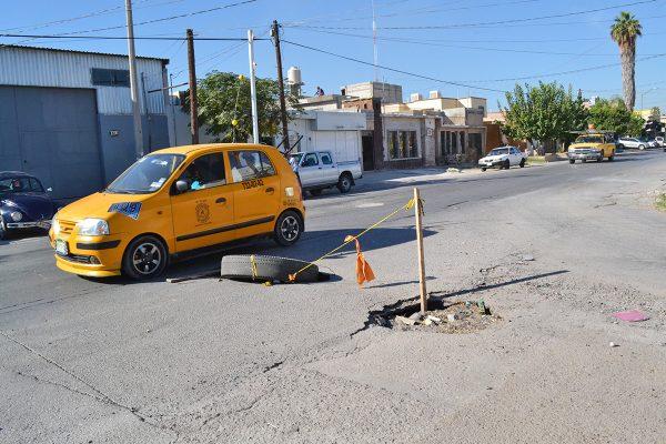 Solicitará Simas señales preventivas en avenida Presidente Carranza