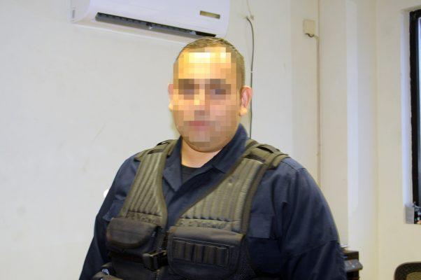 Lorenzo Talamantes Federico, director de Seguridad Pública de Lerdo.