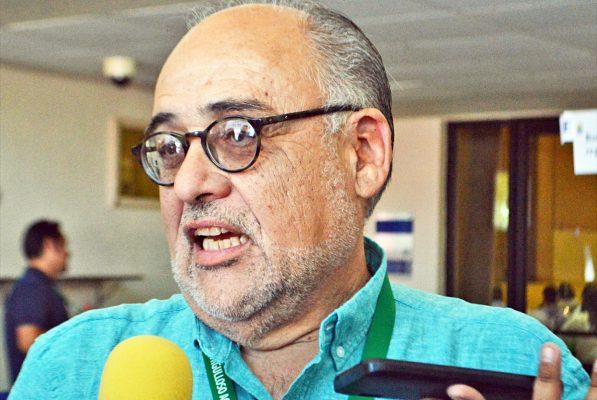Francisco Valdés Perezgasga, ambientalista.