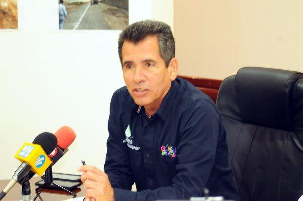 Adelmo Ruvalcaba Nieto, director del Sideapa.