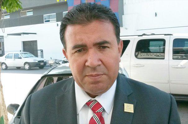 David Flores Lavenant, alcalde de Francisco I. Madero.