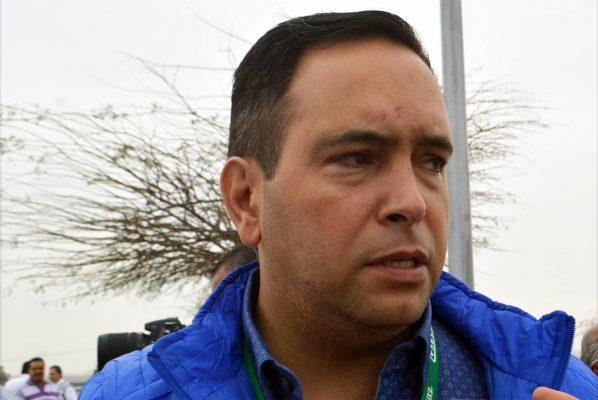 Mario Valdez Quintanilla, presidente de la Cámara Agrícola y Ganadera de Torreón.