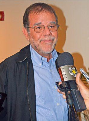 Doctor José Manuel Velasco Gutiérrez, director de Salud Municipal en Torreón.