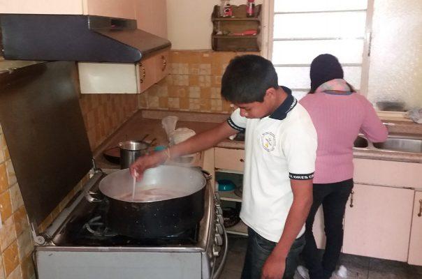 Ante la pobreza y marginación la Casa del Estudiante busca sobrevivir