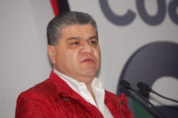 Miguel Riquelme se muestra a favor de la Ley Interior de Seguridad Pública