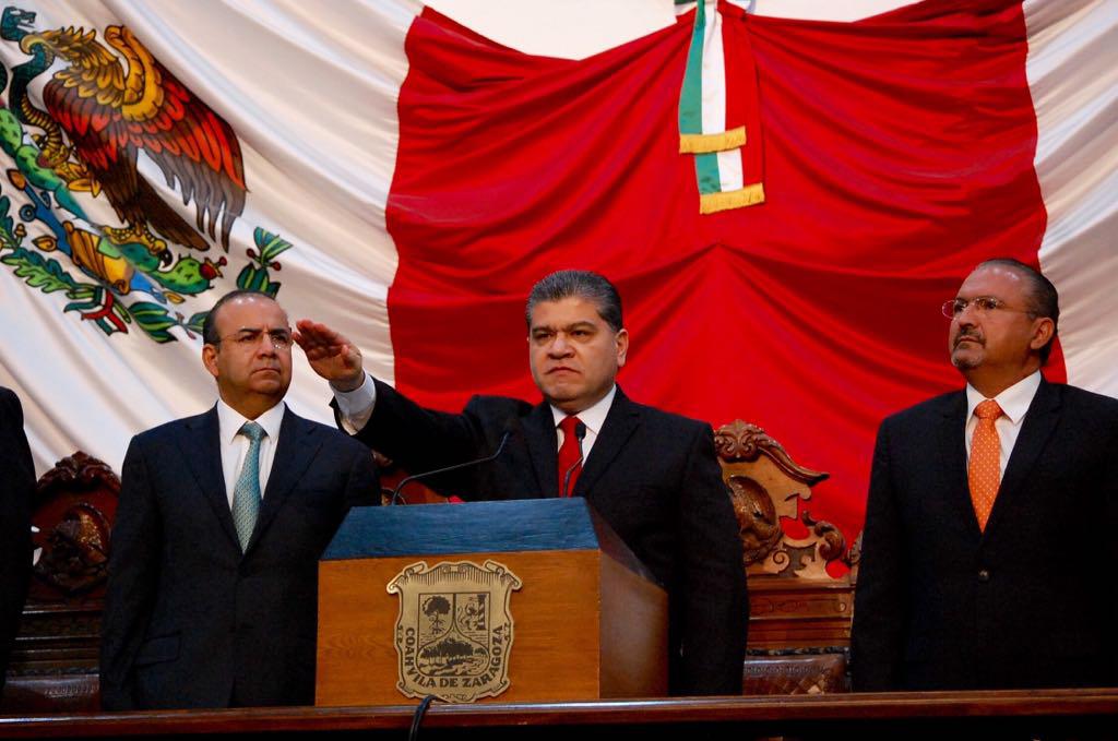 Pone Navarrete Prida a Coahuila como ejemplo en todo el país