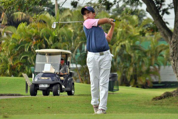 Equipo Tigers de Campestre Torreón participan en la 4a etapa de la Gira Infantil y Juvenil de Golf