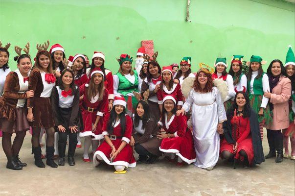 UPD Gómez Palacio lleva el espíritu navideño a población rural