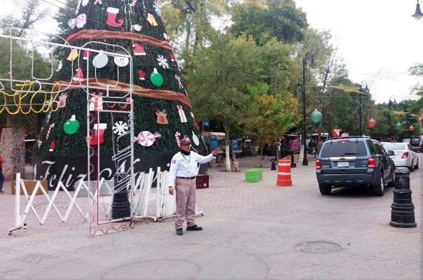 """Tránsito implementa operativo """"Blanca Navidad"""" en Lerdo"""