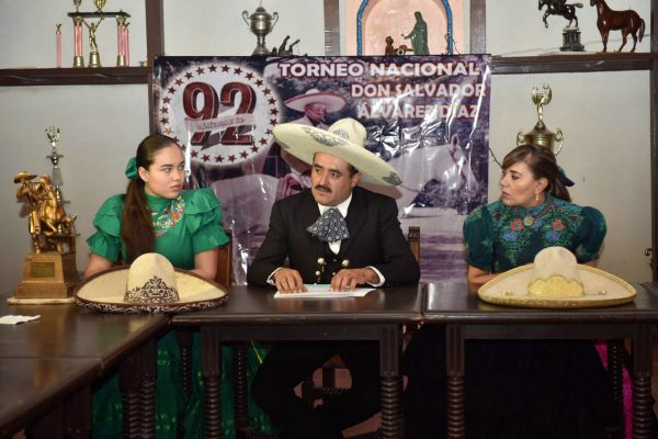 Lienzo Charro de La Laguna, sede de torneo de la Federación Mexicana de Charrería
