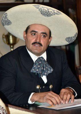 Héctor Arreola Michel, secretario de la Asociación de Charros de la Laguna y miembro del equipo Charros de La Laguna