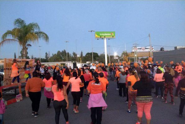 Clausuran actividades por la Erradicación de la Violencia Contra la Mujer