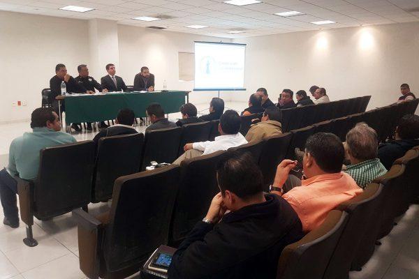 FGE y DSPM sostienen reunión con representantes de tiendas de conveniencia