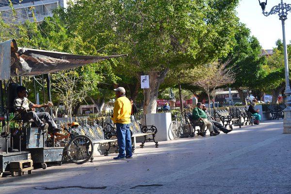 Plaza de Armas se encuentra con un gran deterioro