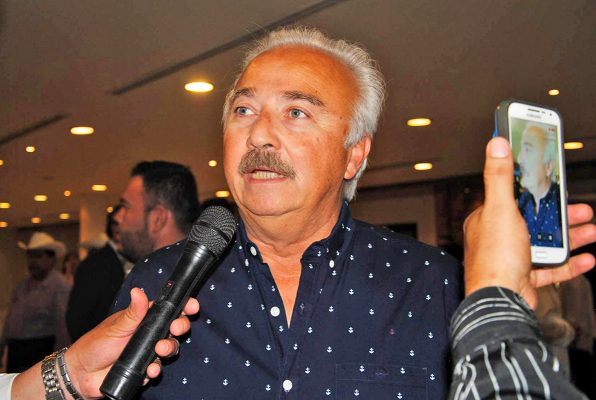 Luis Wiley Manjarrez, director de Tránsito y Vialidad en este municipio.