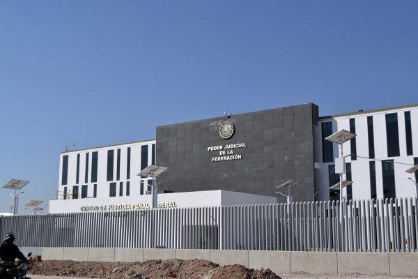 Ciudad Judicial Federal, casi lista