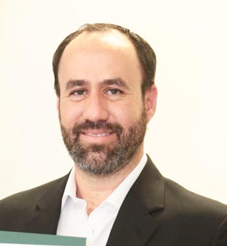 Joel Muñoz Sandoval, coordinador Región Laguna de la Secretaría de Desarrollo Social.